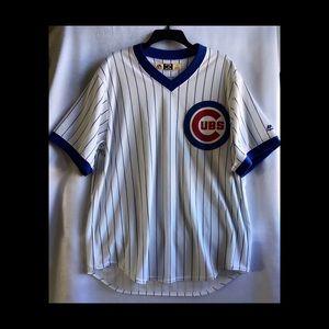 Cubs Baseball Jersey Large